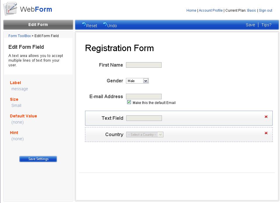 Formsieraddnscom Fascinating Hosted Webform Doteasycom With – Enrollment Form Format